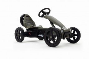 BERG Jeep® Adventure Pedal-Gokart -