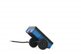 Berg Steel Trailer XL -